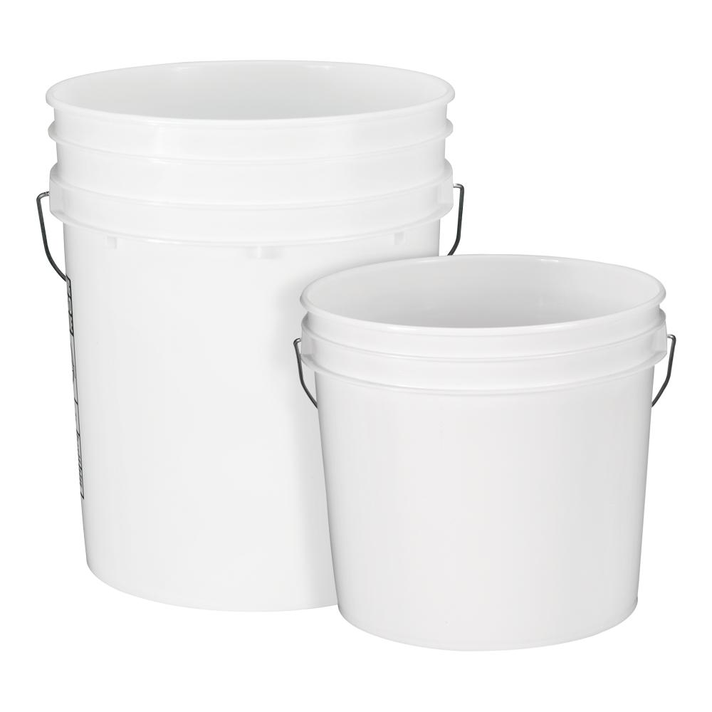 Plastic Mixing Buckets