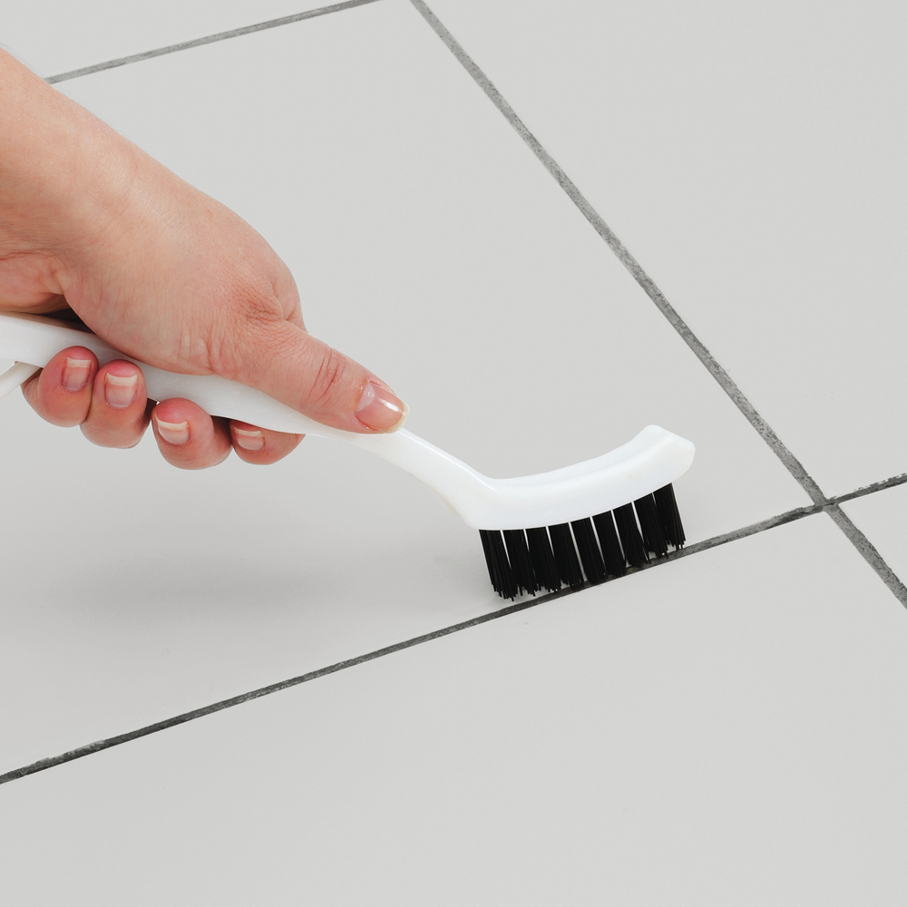Grout & Tile Brush