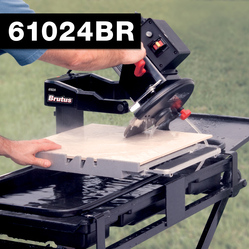 24 Professional Tile Saw