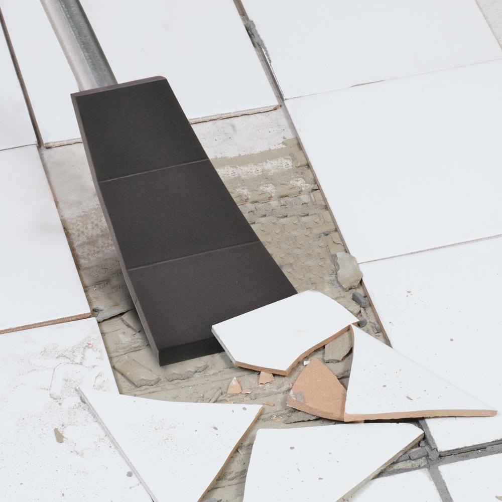 Demolition Scraper