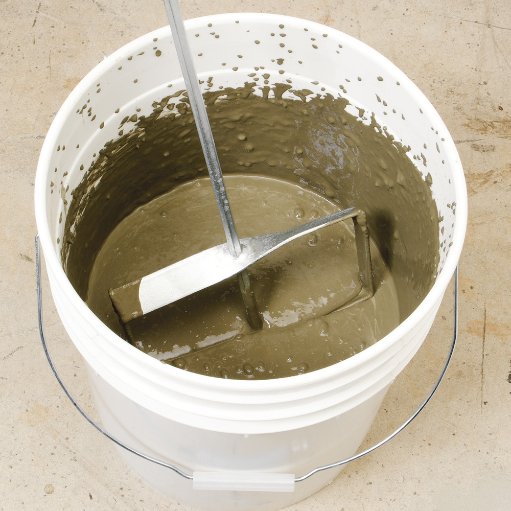 Thinset & Grout Mixing Paddle