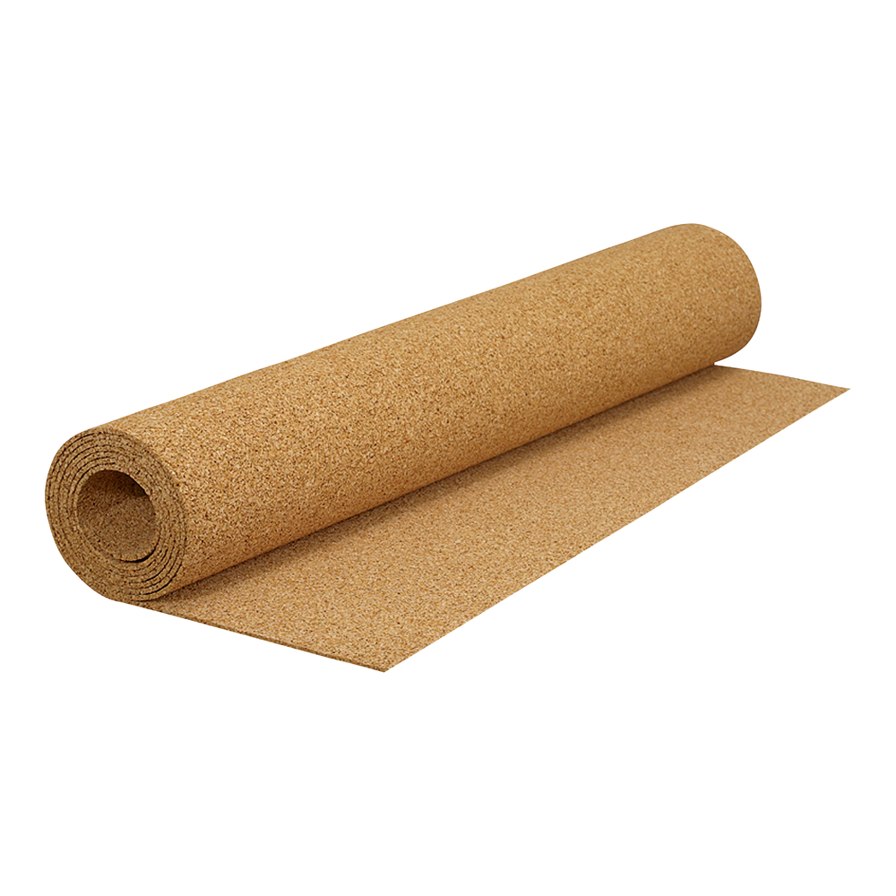 Natural Cork Underlayment - Roll