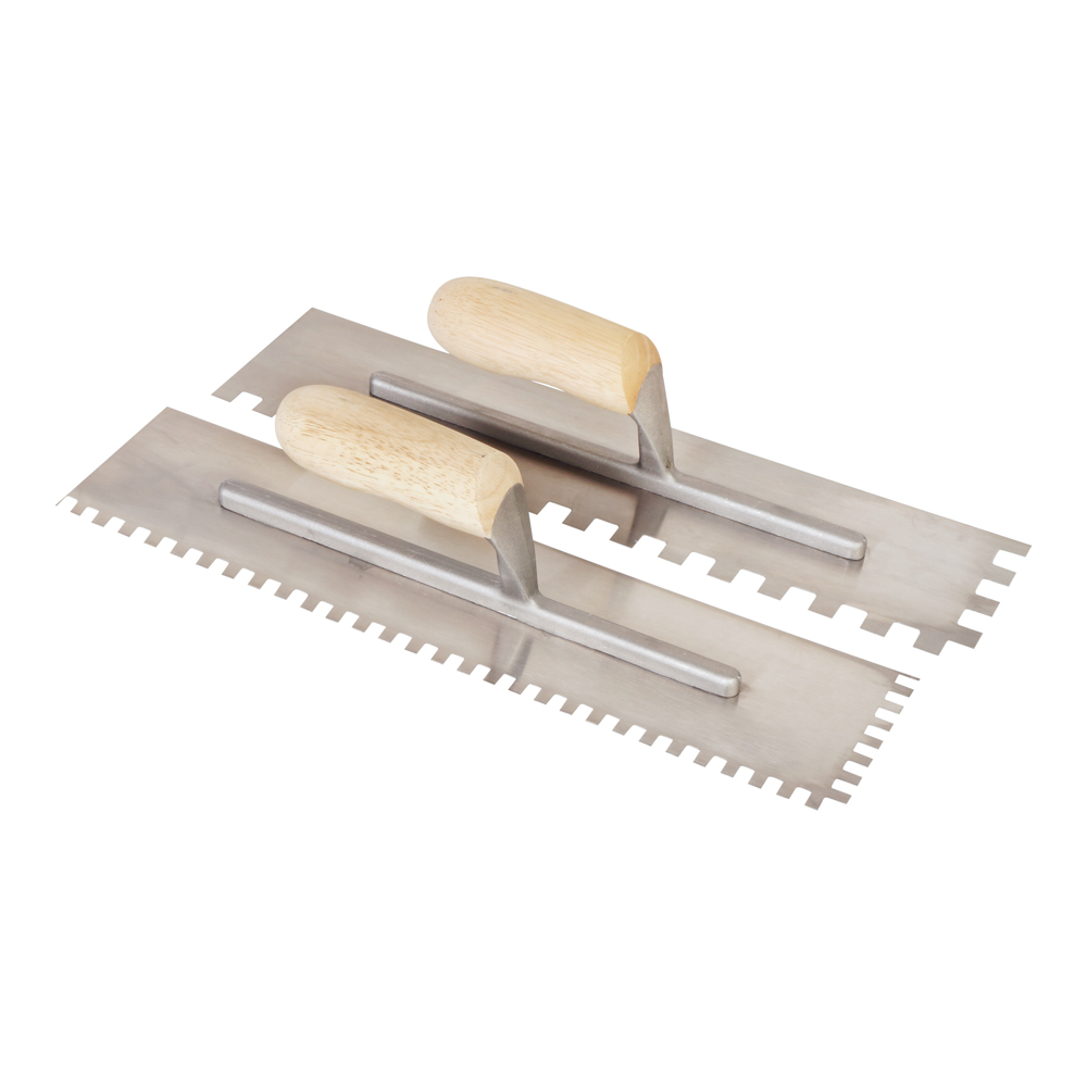 XL Notched Trowels