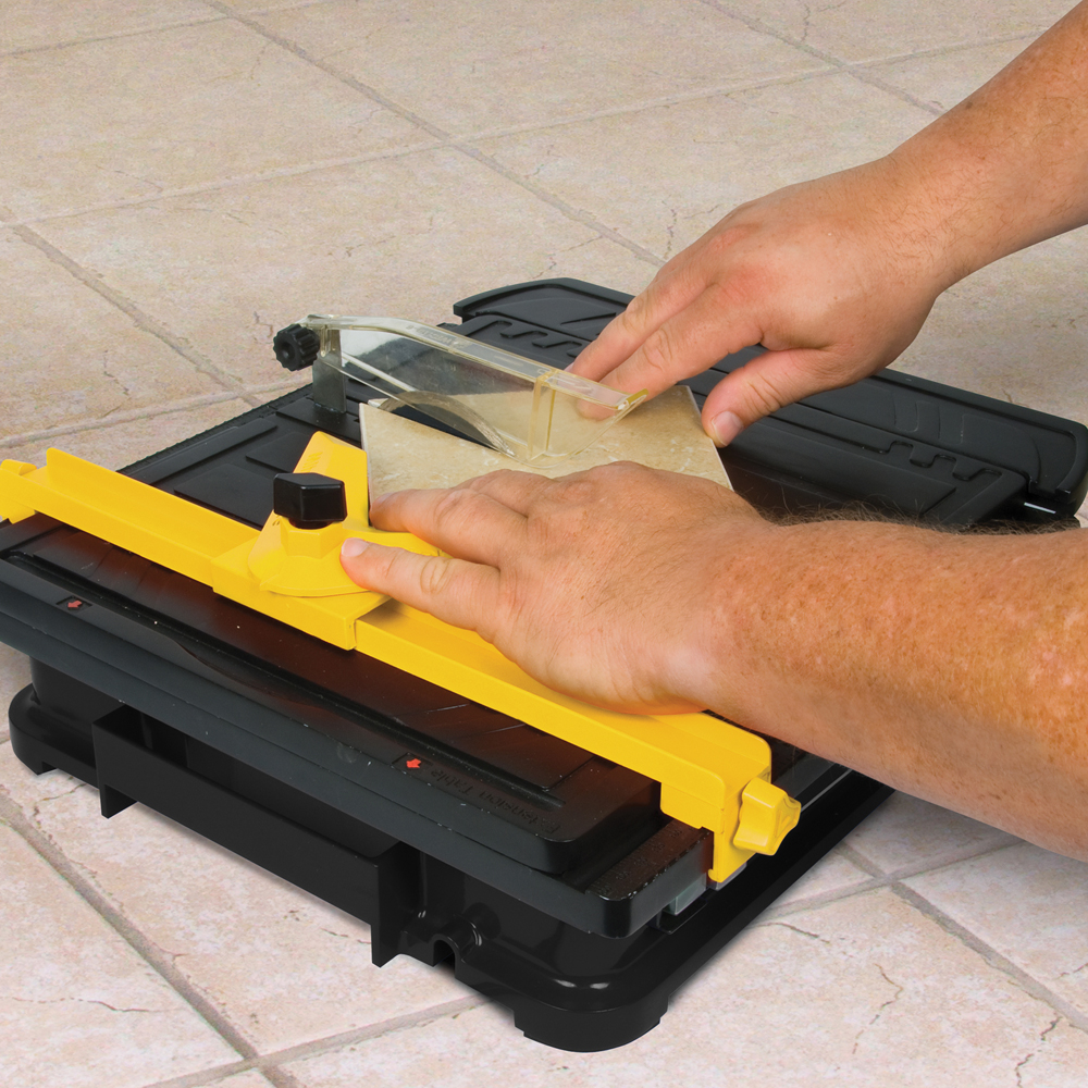 "4"" Torque Master XT Portable Tile Saw"