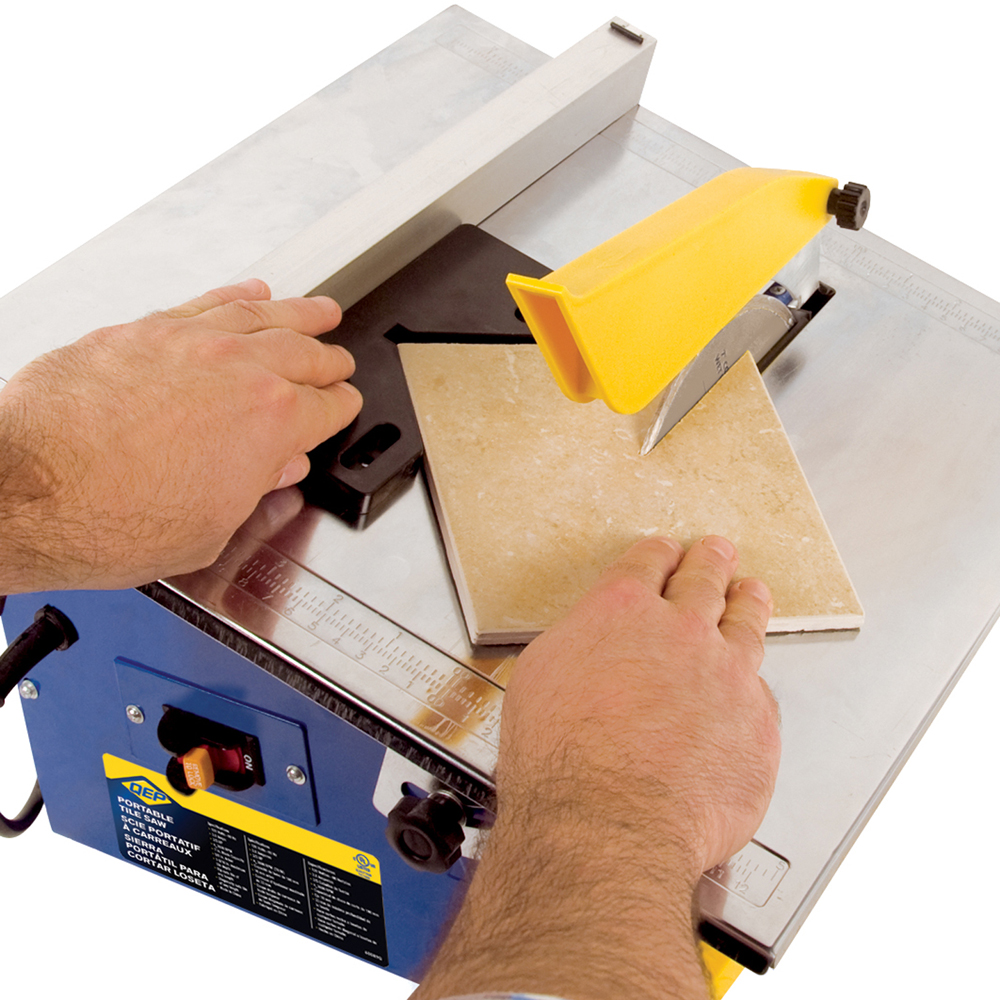 "7"" Portable Tile Saw"