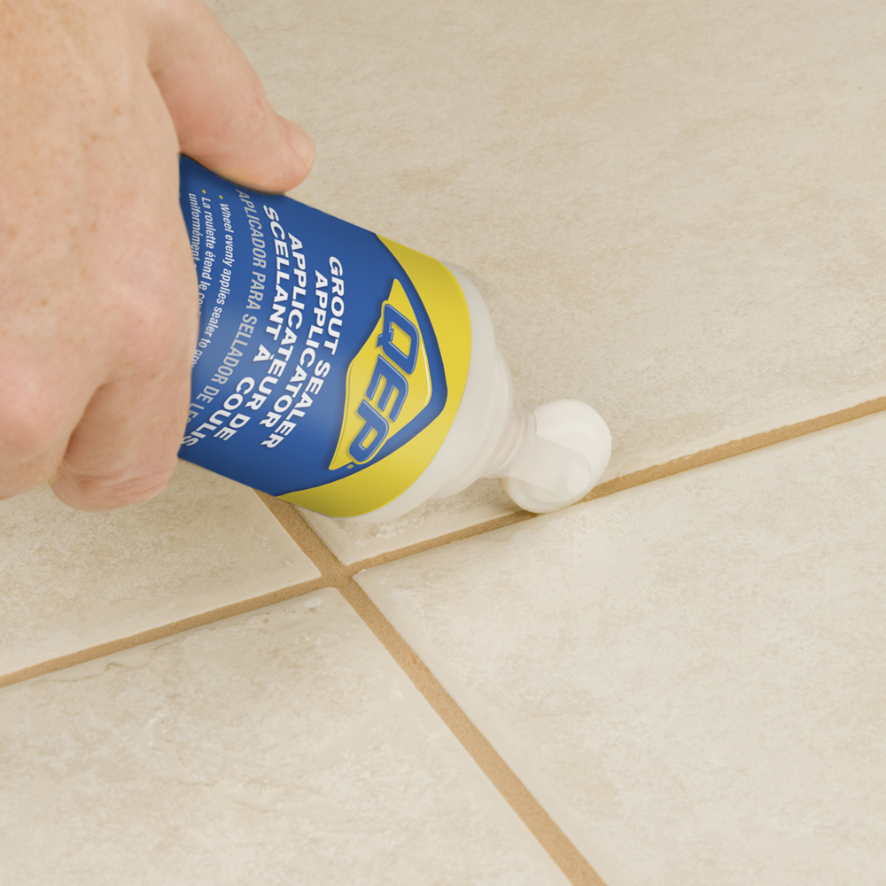 Grout Sealer Applicator