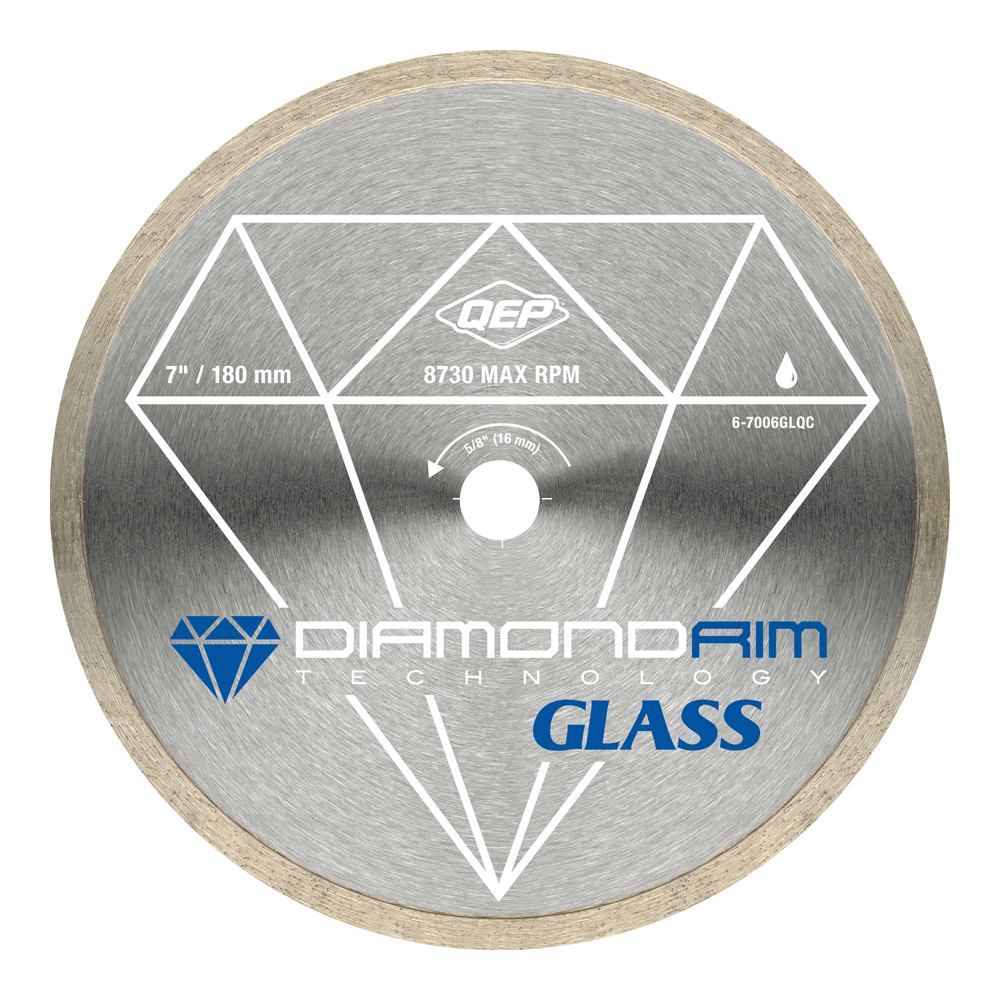 Diamond Blade - Glass Series