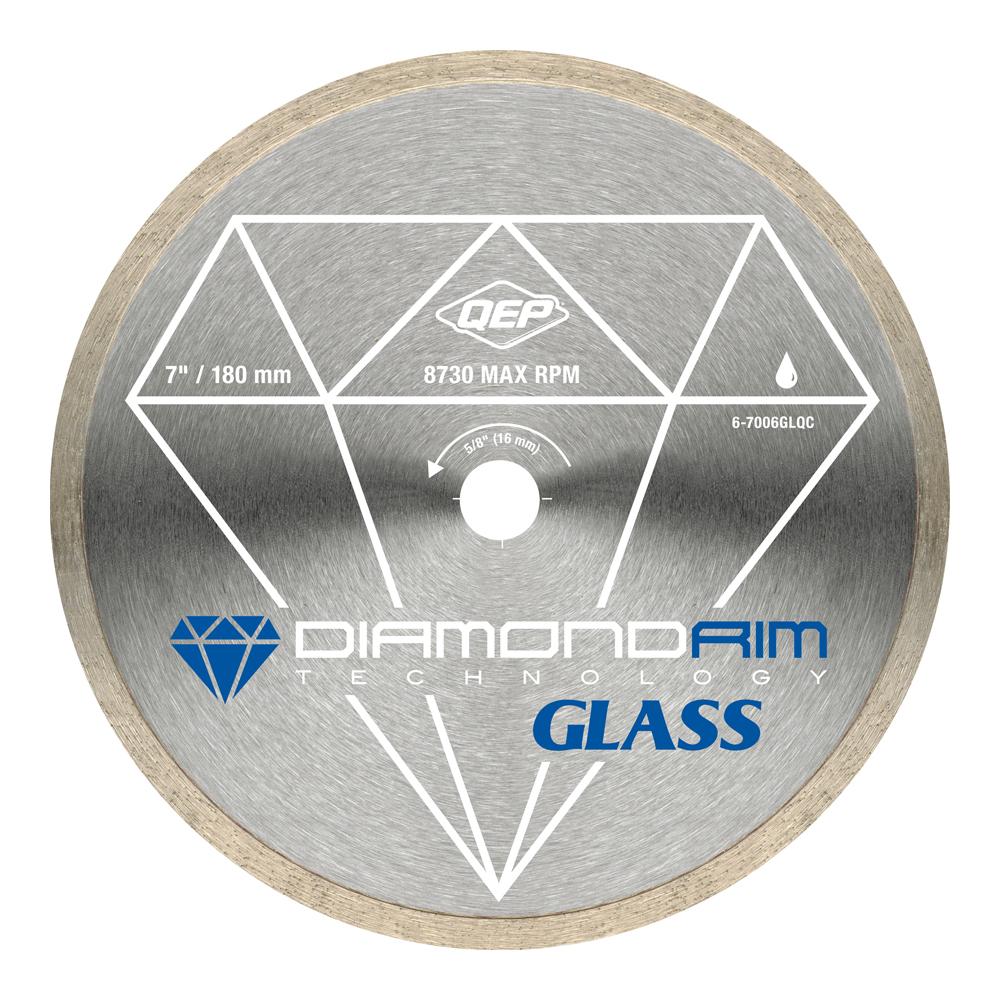 Diamond Blade - Glass Series