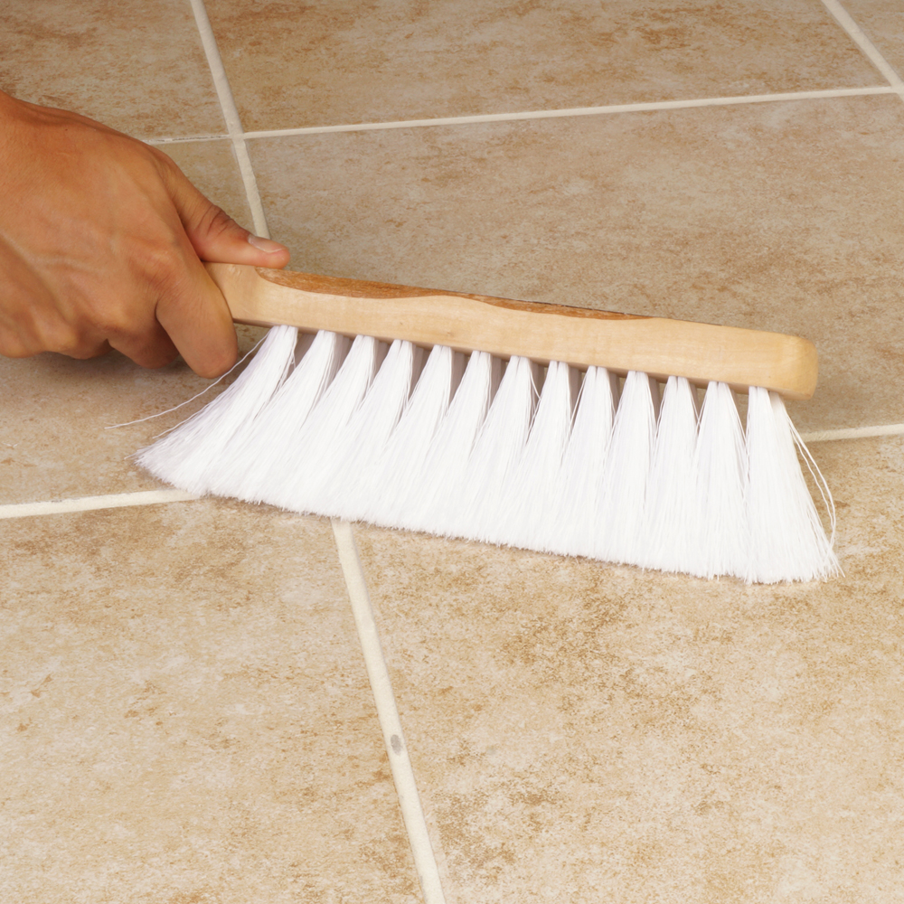 Tile & Counter Brush