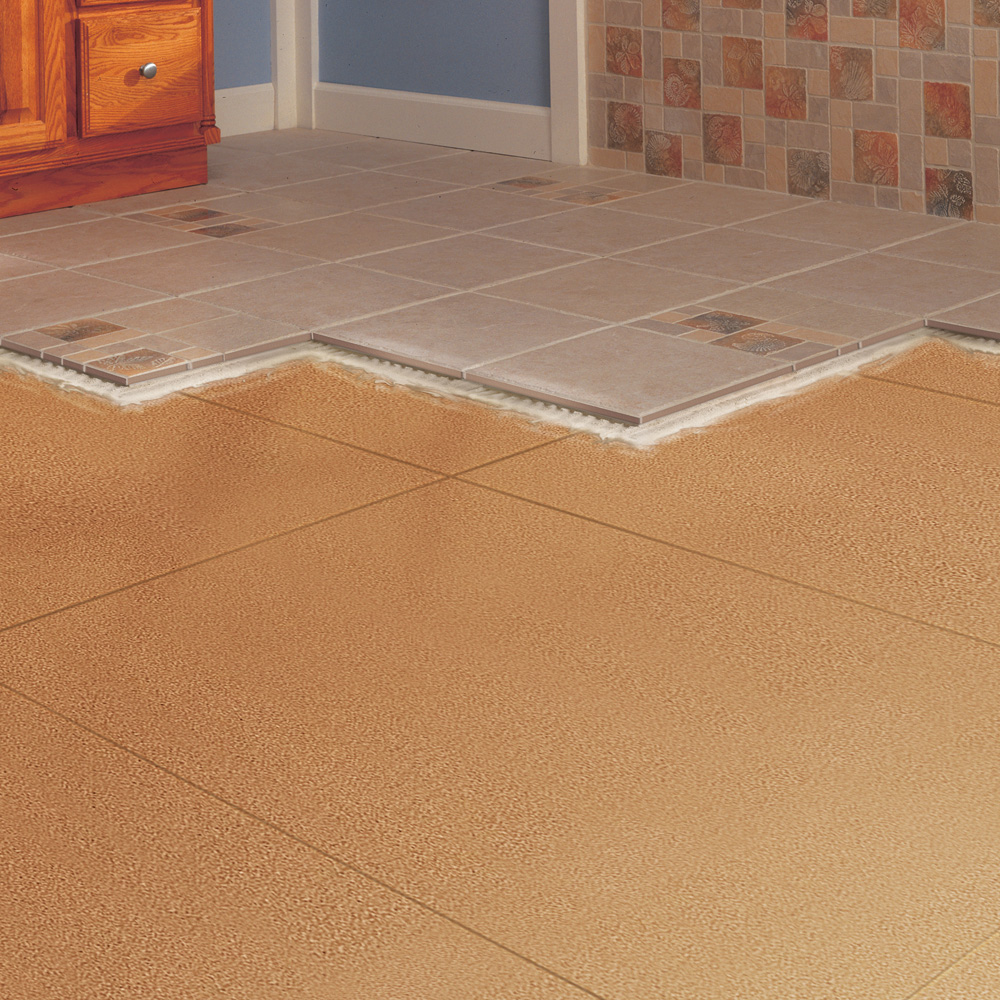 Natural Cork Underlayment - Sheets