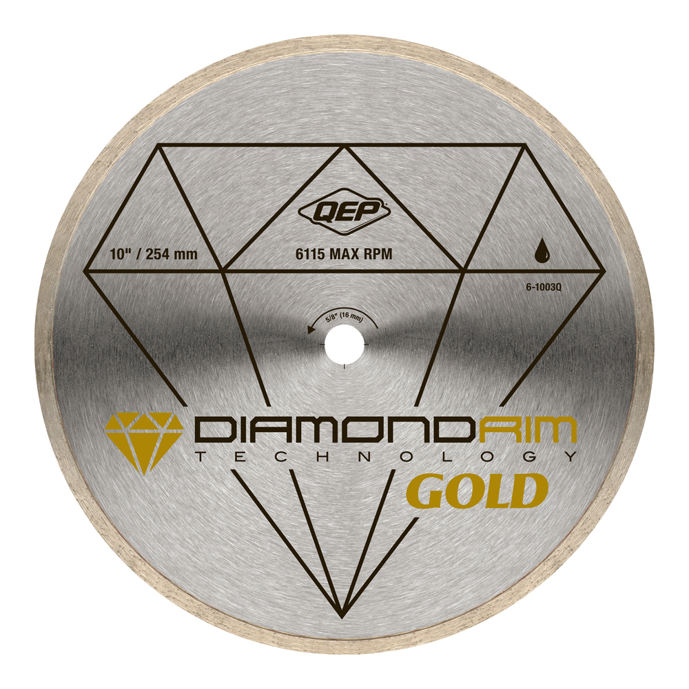 Diamond Blades - Gold Series