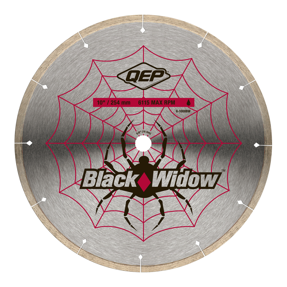 Diamond Blades - Black Widow Series
