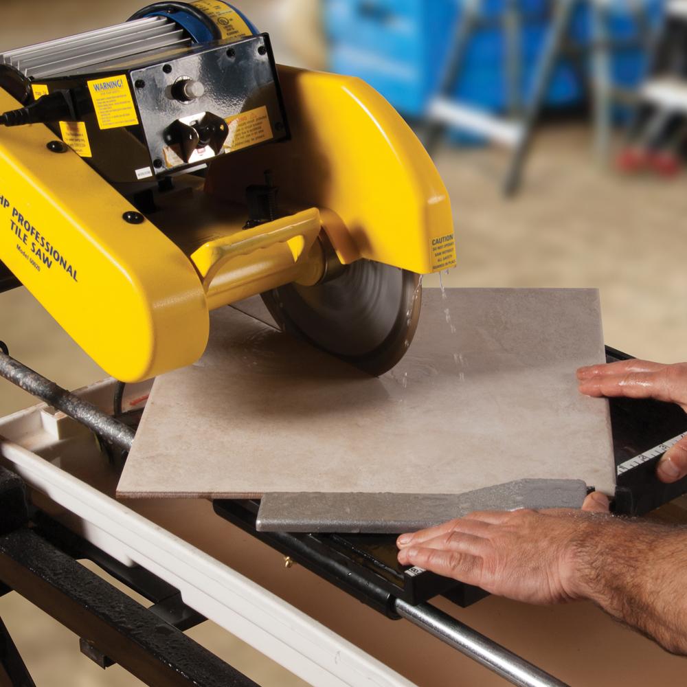 """24"""" (610 mm) Heavy Duty Tile Saw"""