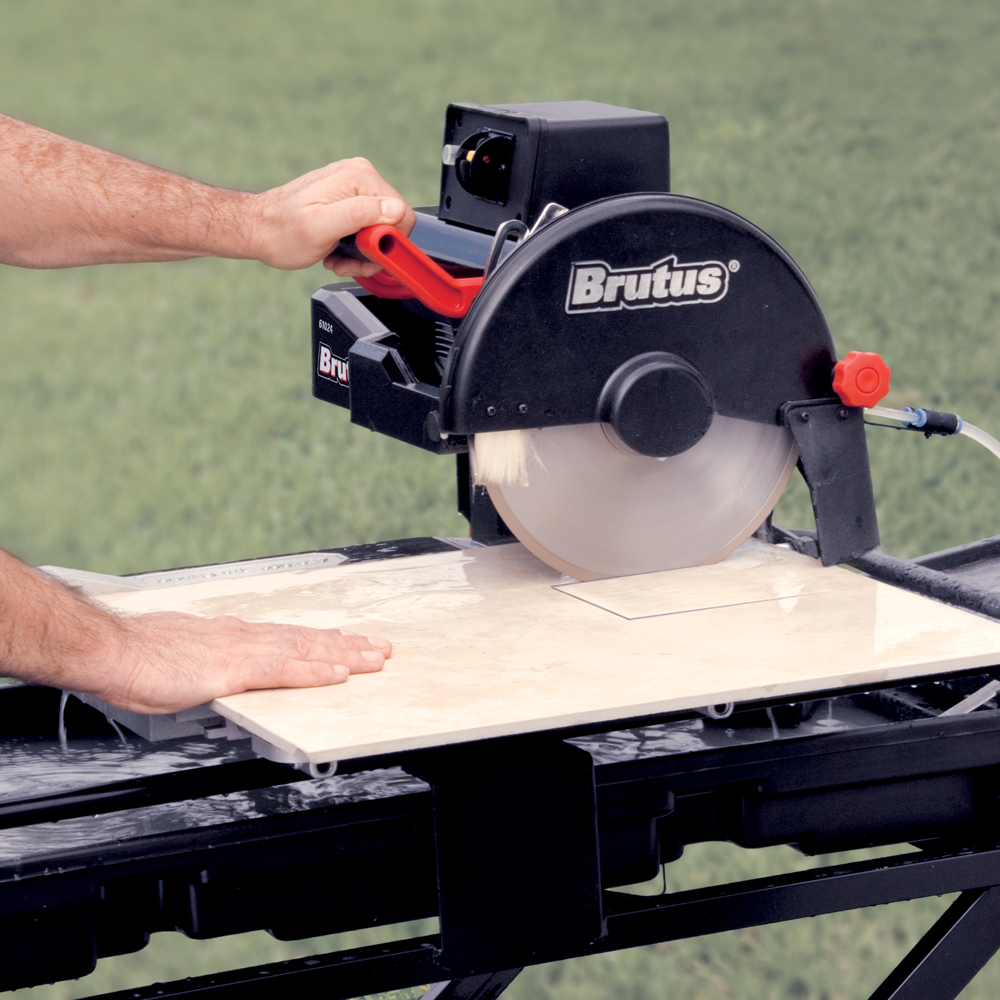 """24"""" (600 mm) Professional Tile Saw"""