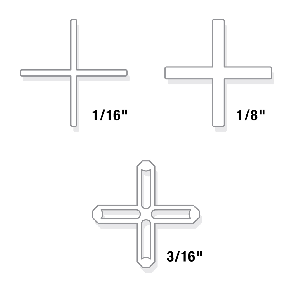 Leave-In Tile Spacers