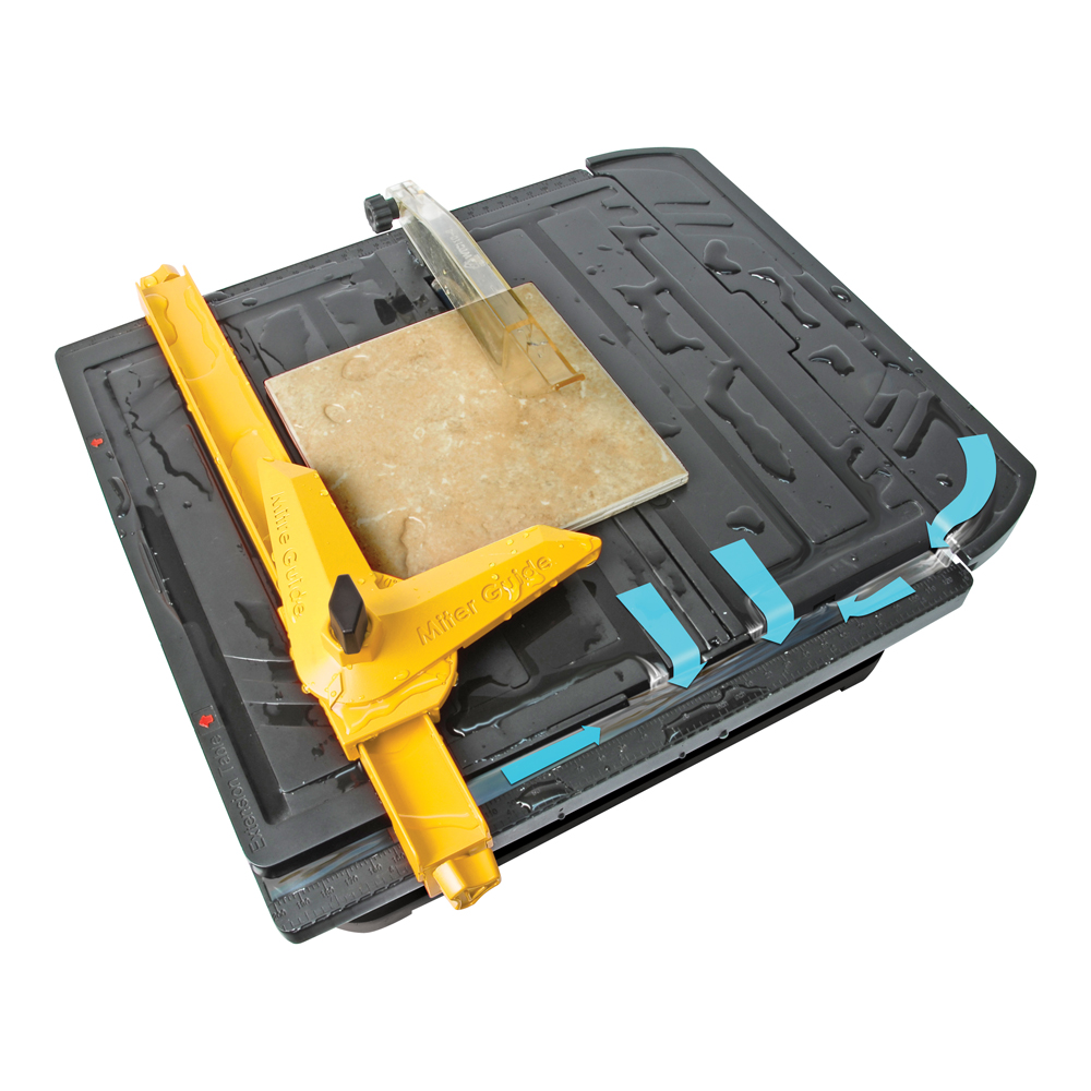 "4"" (100 mm) Torque Master XT Portable Tile Saw"