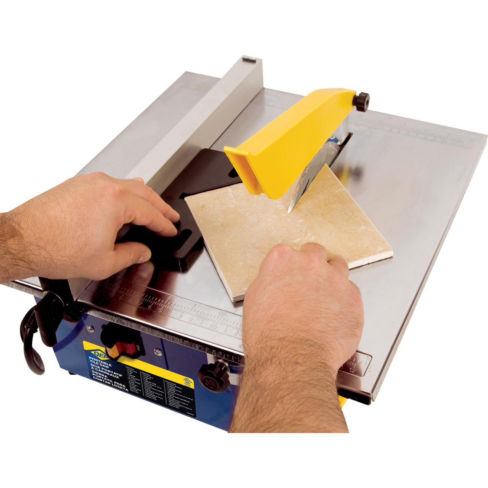 "7"" (180 mm) Portable Tile Saw"