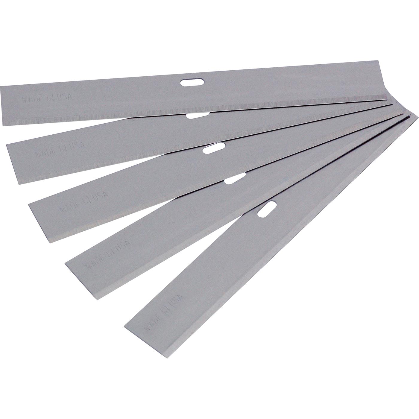 "4"" Razor Scraper Replacement Blades"