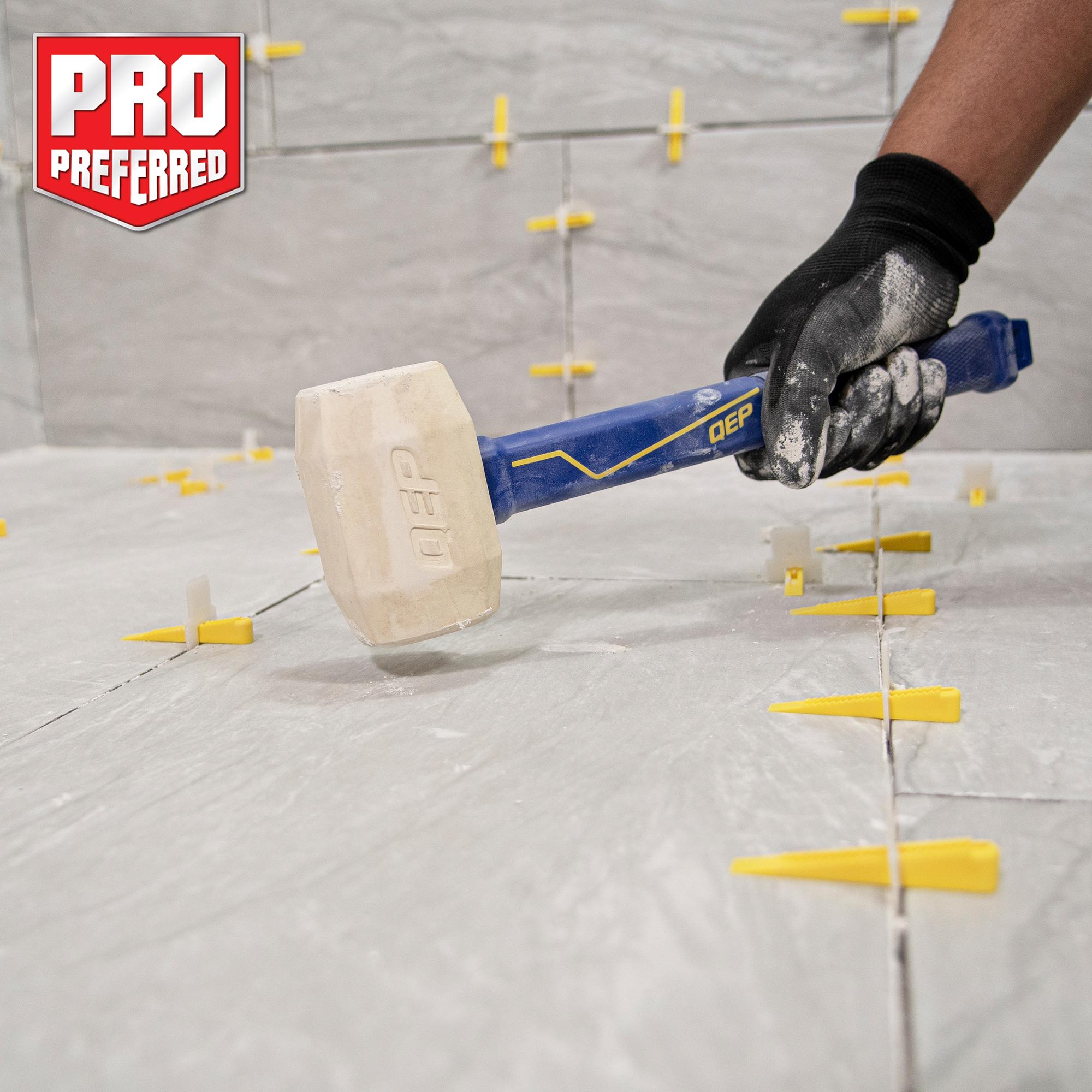 Pro Rubber Floor Mallet
