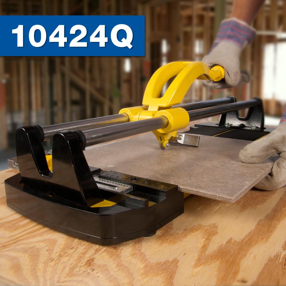 "24"" Wishbone Professional Tile Cutter"