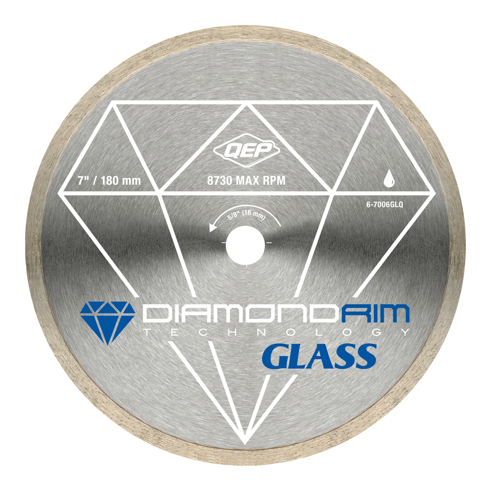 Diamond Blades - Glass Series