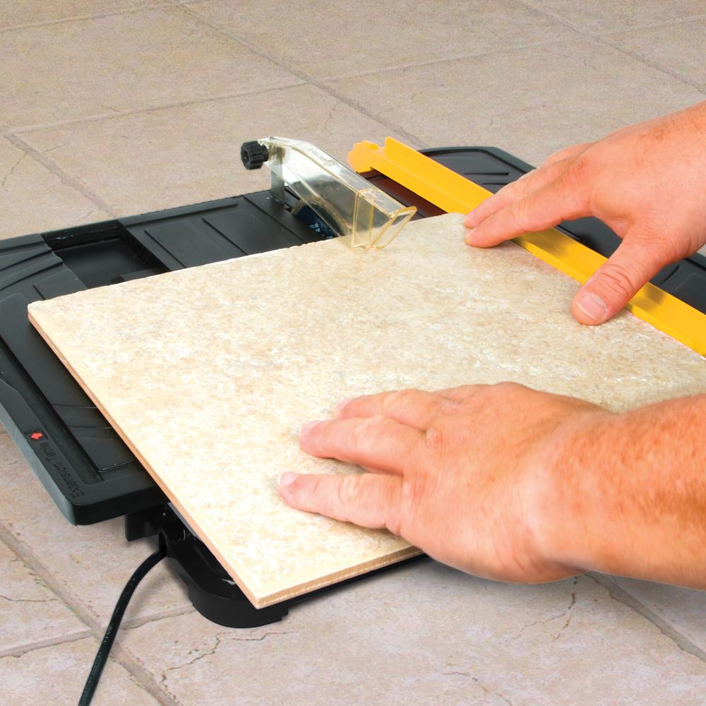 """4"""" Torque Master XT Portable Tile Saw"""