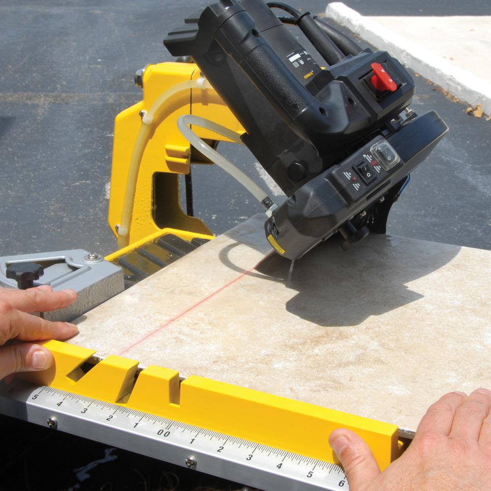 """10"""" 900XT Pro Tile Saw"""