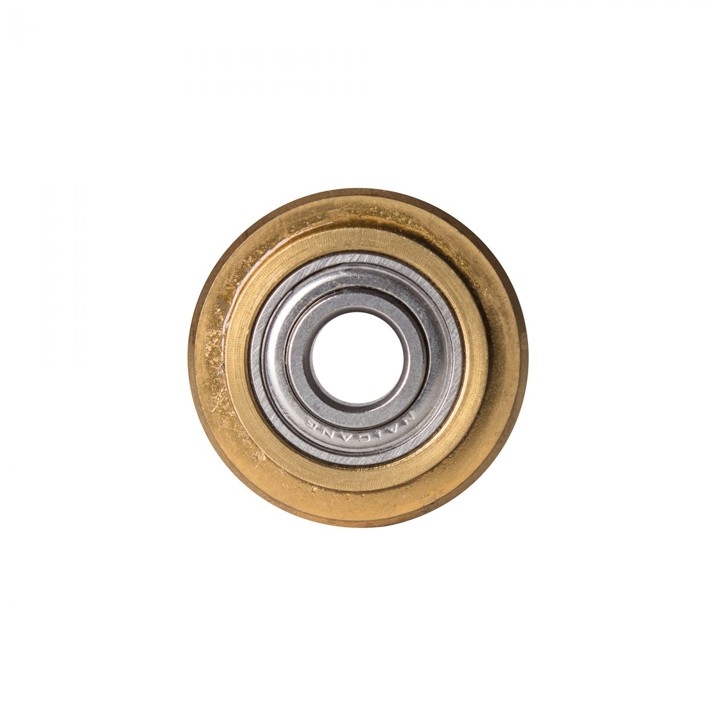 "7/8"" Titanium-Coated Tungsten Carbide Cutting Wheel"