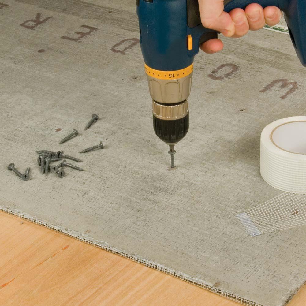 Cement Board & Masonry Tools