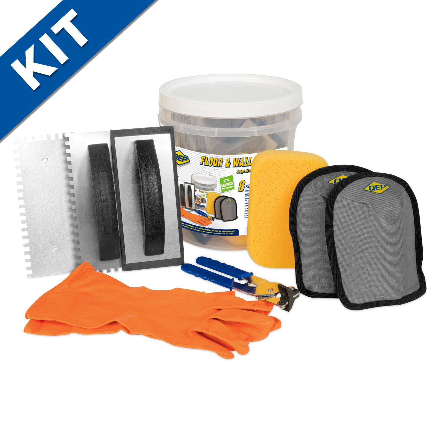 Floor & Wall Tile Installation Kit