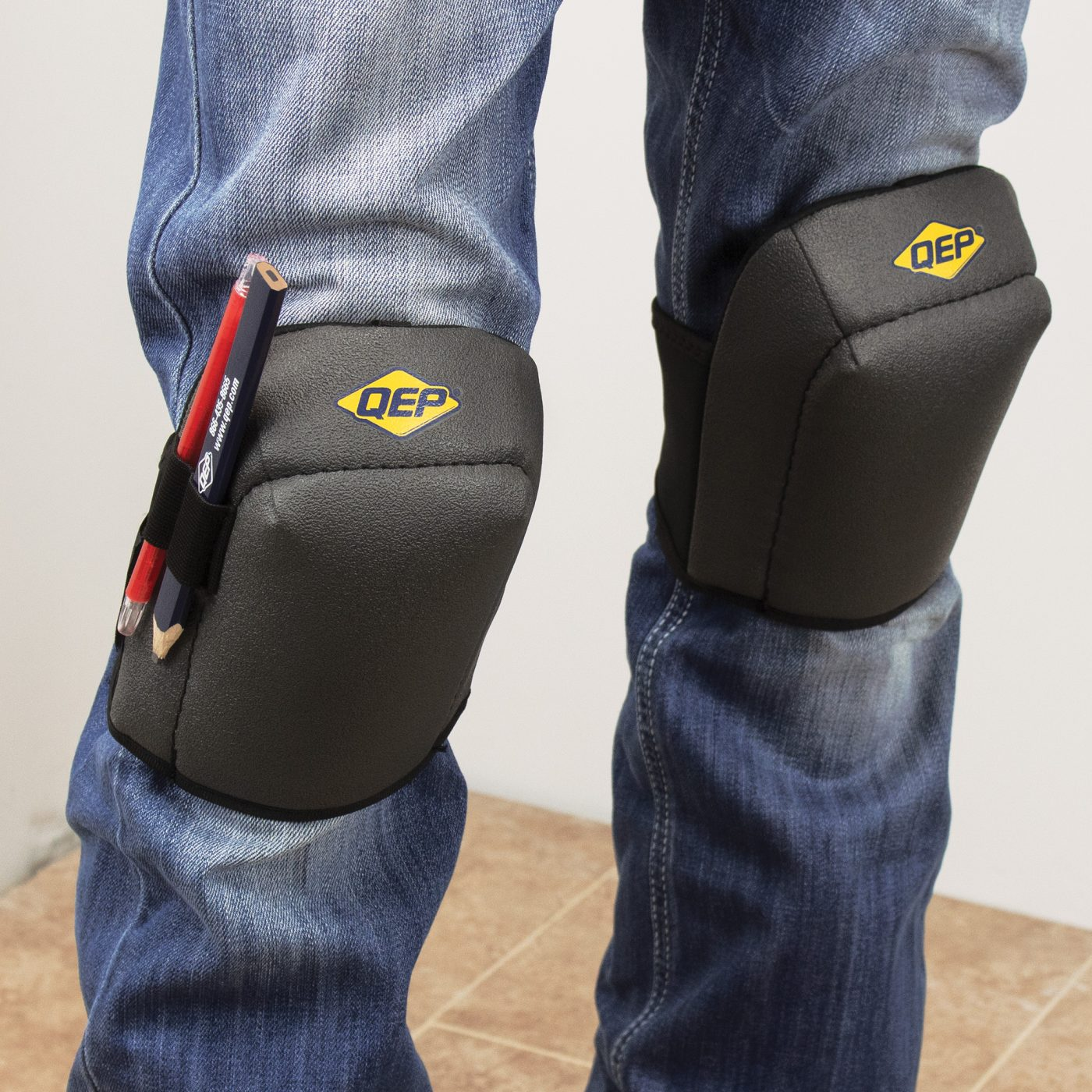 Comfort Grip Knee Pads