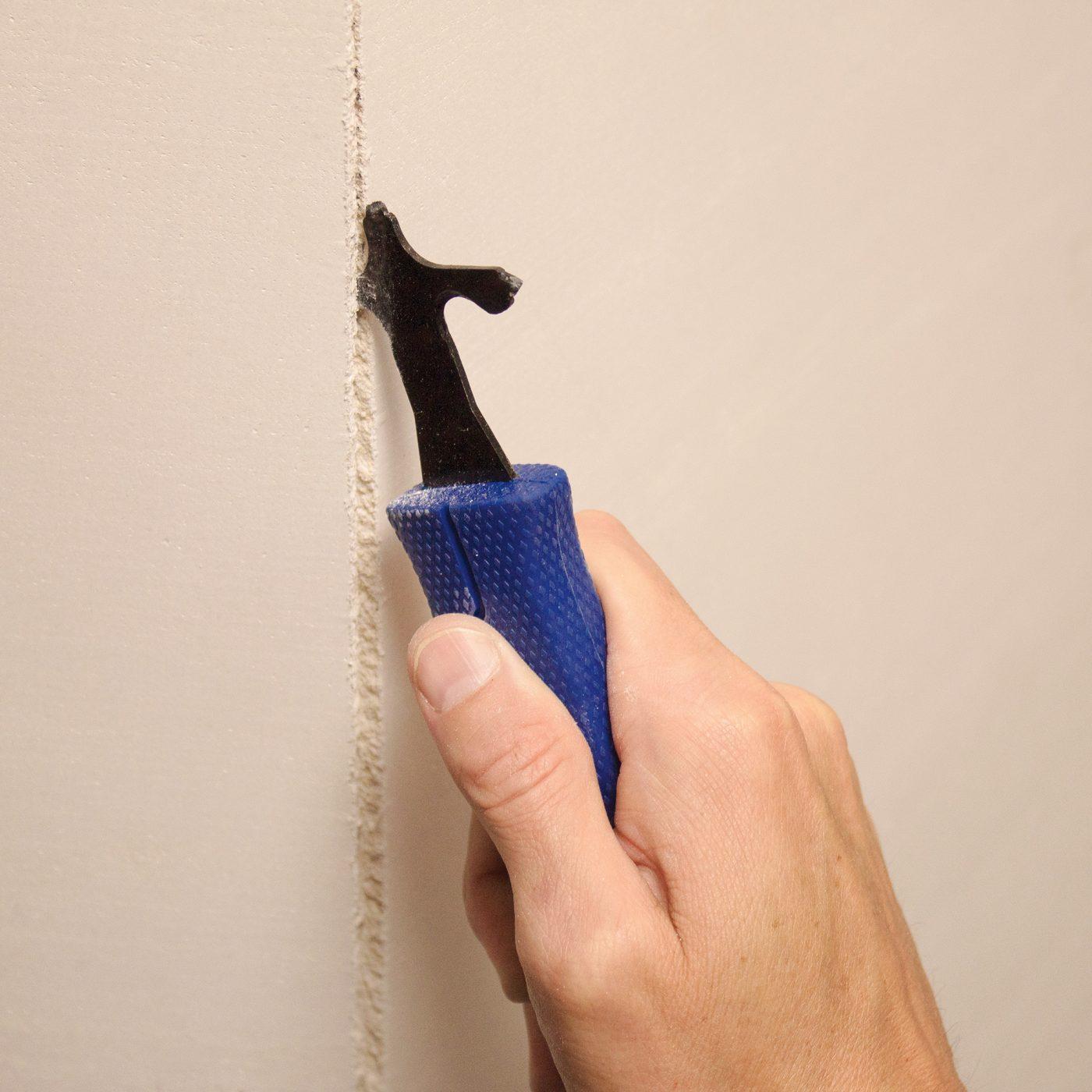 Backerboard Scoring Knife