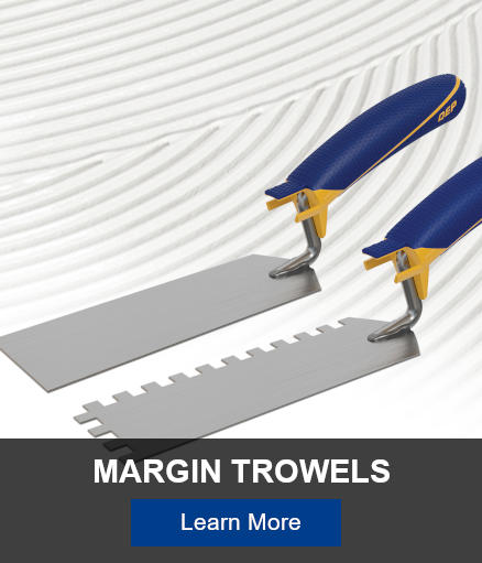 margin trowels