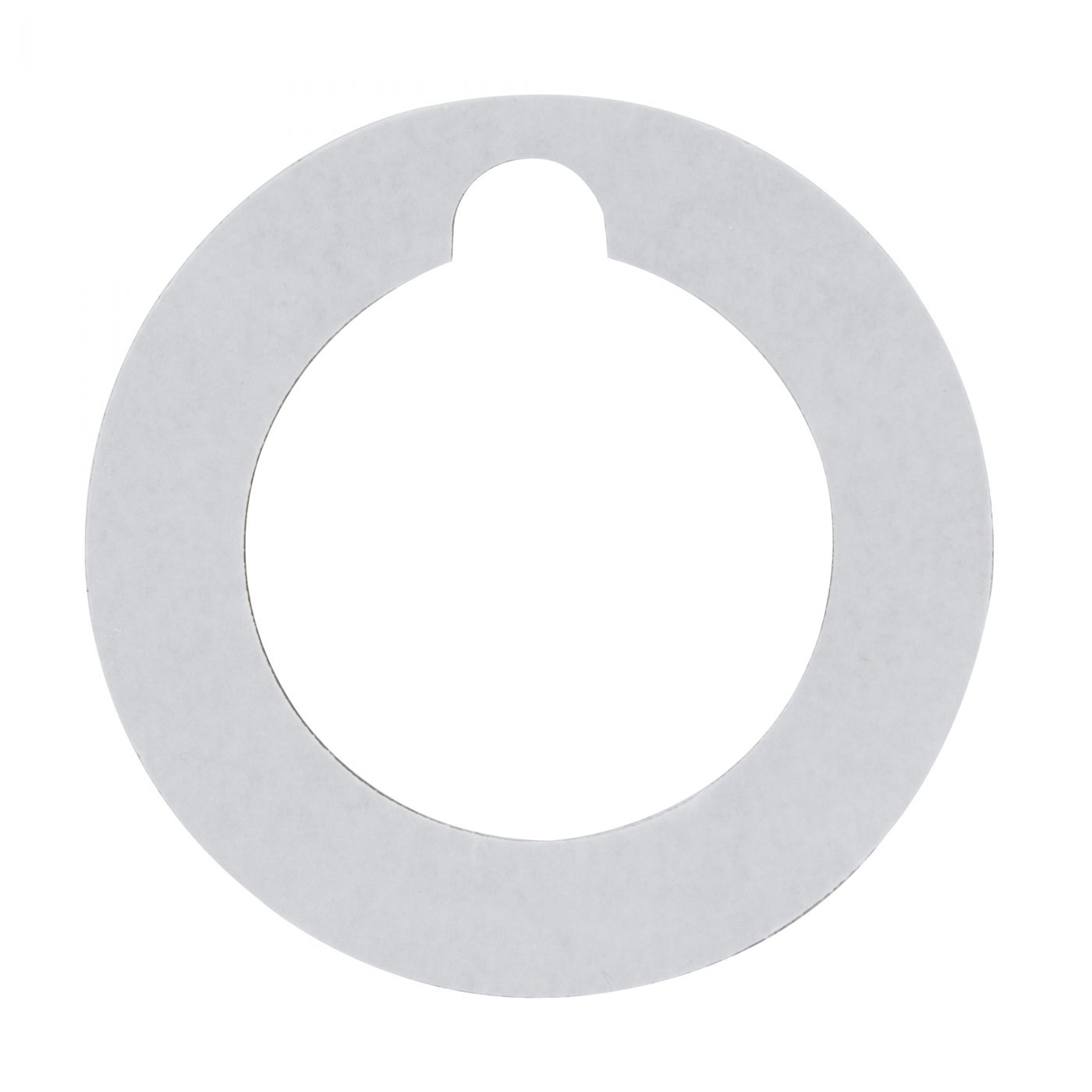 Hole Saw Guide Mounting Tape